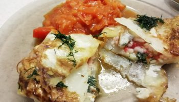 Самая классная закуска из капусты – готовится быстро, съедается махом
