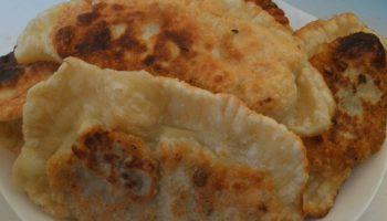 Чебуреки «Отменные» (на сковороде)