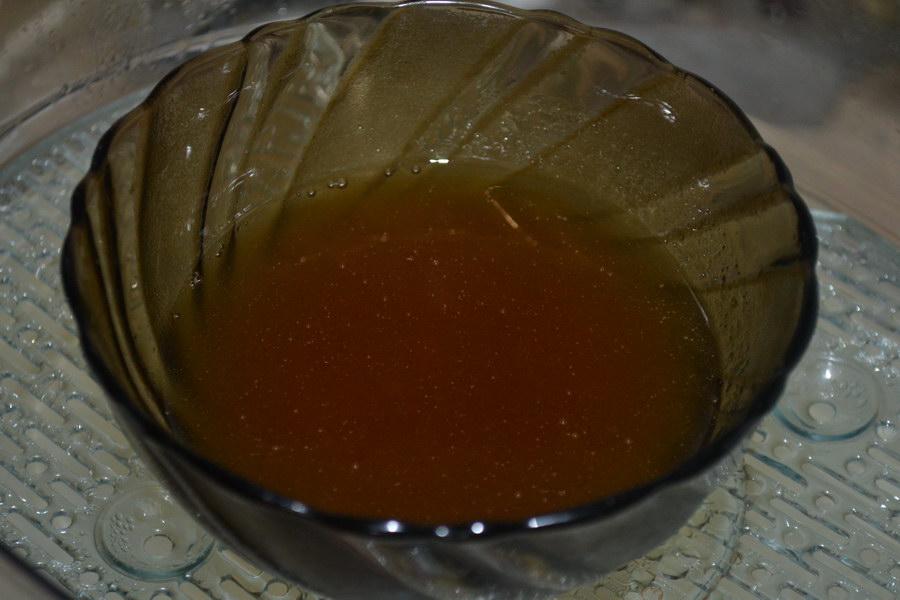 Растопить мёд