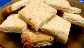Шортбред – изумительное шотландское печенье (всего 3 ингредиента)