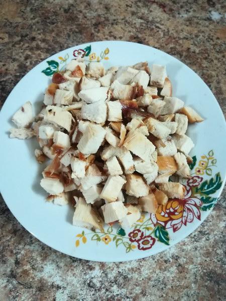 «Солнечный» салат – Карусель. Готовится из доступных продуктов за 15-20 минут