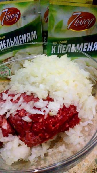 Пельмени Домашние - пошаговый фото рецепт