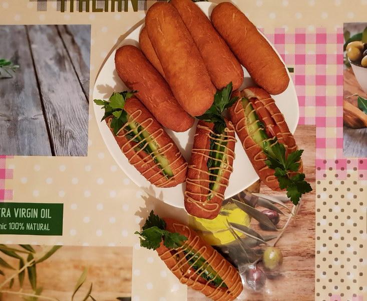 Домашние хот-доги для всей семьи!