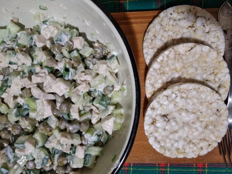 "Рецепт салата ""Леди"" за 15 минут"