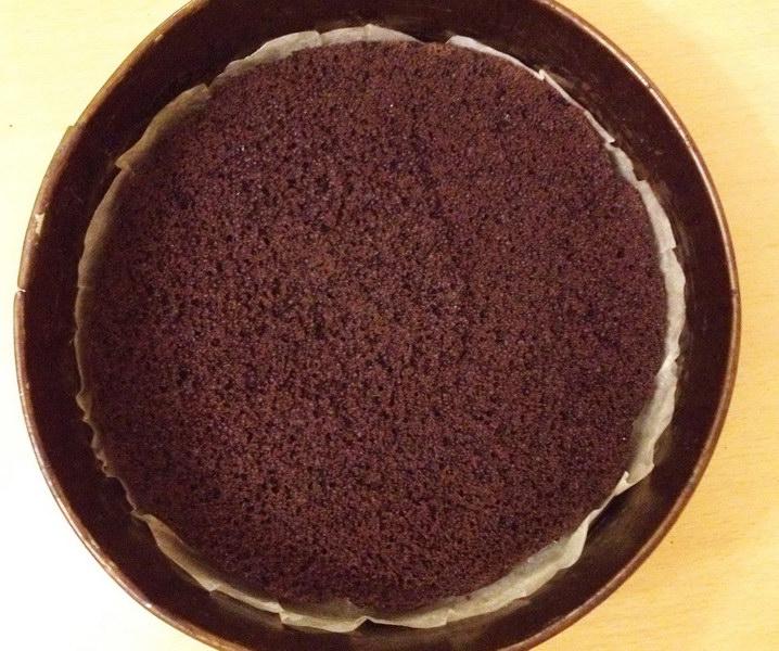 Нежный муссовый торт «Африканская ромашка» (подробный фоторецепт)