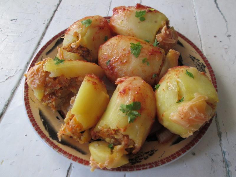 Самая вкусная картошка «с гарниром»