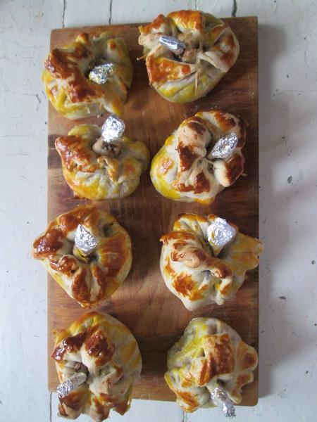 «Куриные лапки» - удивительно вкусная закуска сюрпризом
