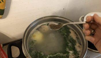 Суп «Молдавская зама» — как настоящее лекарство, после длительных застолий