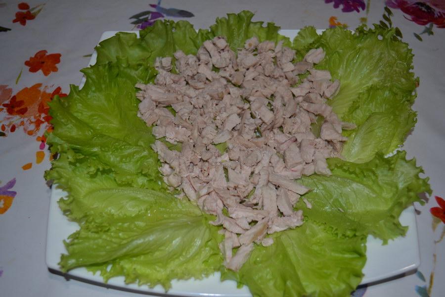Сочный и сытный салат «Ёжик», обычно готовлю на детские праздники (без майонеза)
