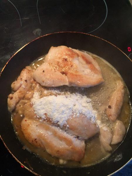 «Куриная пиката» - простой и быстрый рецепт приготовить грудку, чтобы она была мягкой и сочной