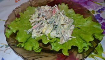 Свежесть вкуса и простота приготовления — салат «Аленка»