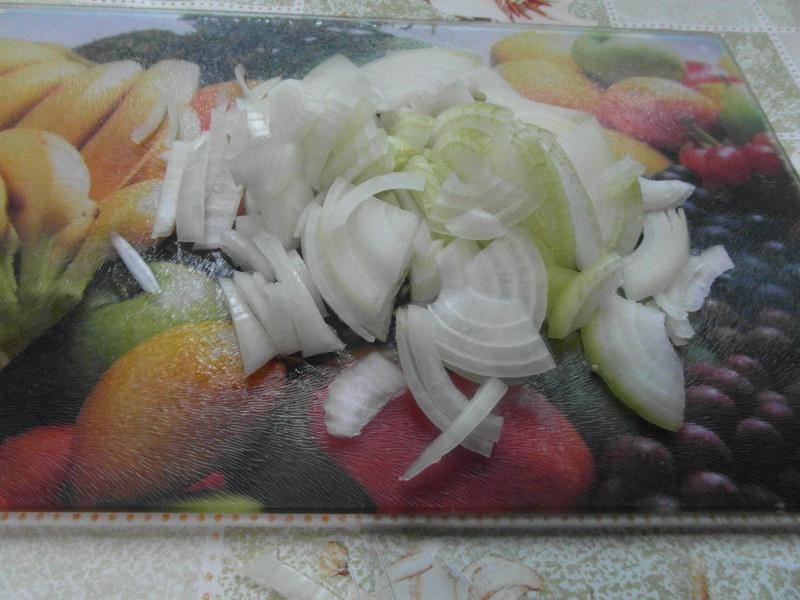 Аришта-плов с красной фасолью (без мяса)