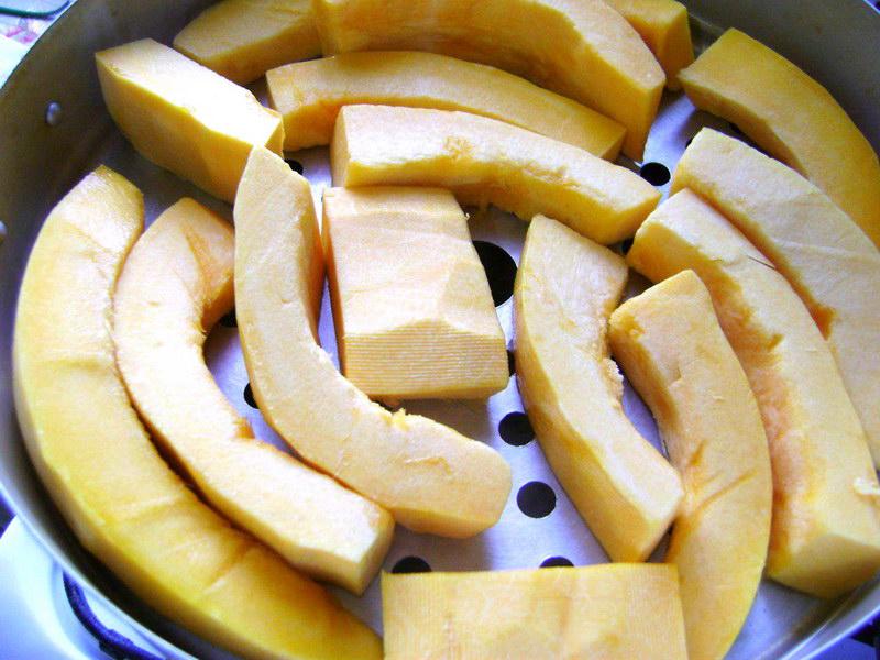 Необыкновенно вкусное и полезное суфле из тыквы и яблок