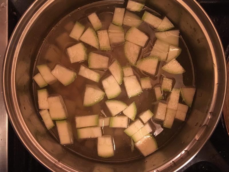 Итальянский овощной суп «Минестроне»