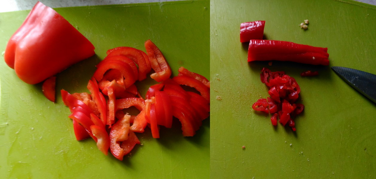 Салат «Крутой перец» - любимец брутальных мужчин