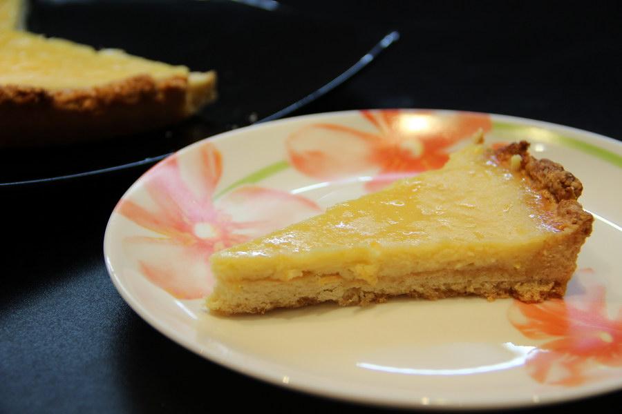 Тарт «Лимонное наслаждение»