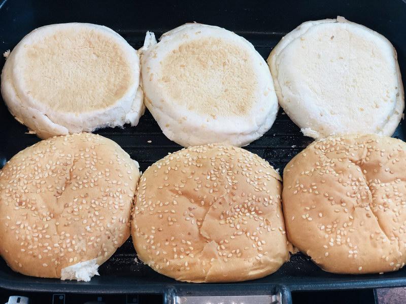Как я делаю чумовые бургеры дома, пошаговый фото рецепт