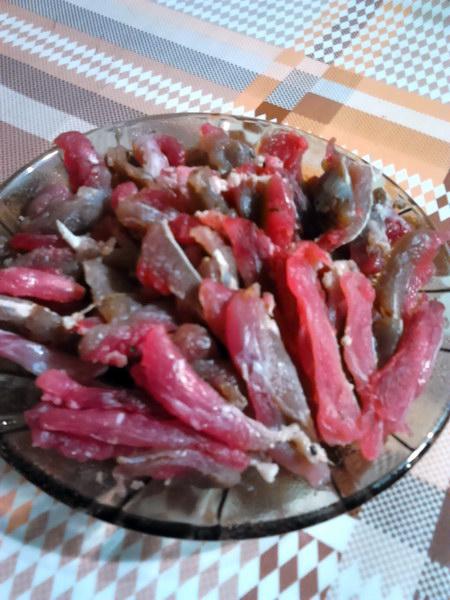 Сыровяленый свиной окорок «Аппетитная ножка»