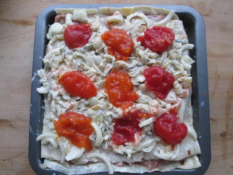 Как сделать невероятно вкусную лазанью из того, что есть дома? – «Лазанья из лаваша»
