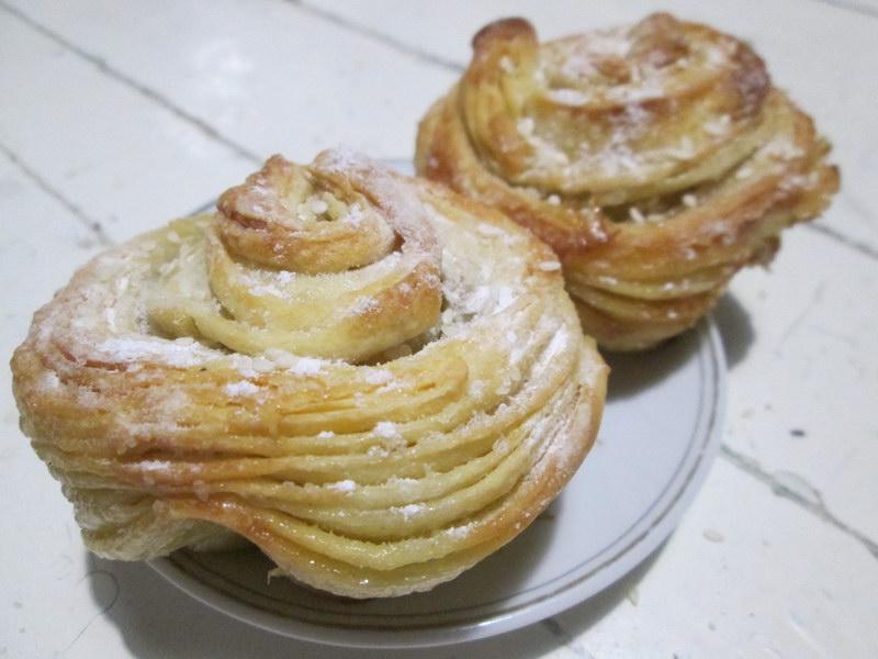 Краффин–круассан и маффин 2 в 1 - вкусный десерт для истинных гурманов