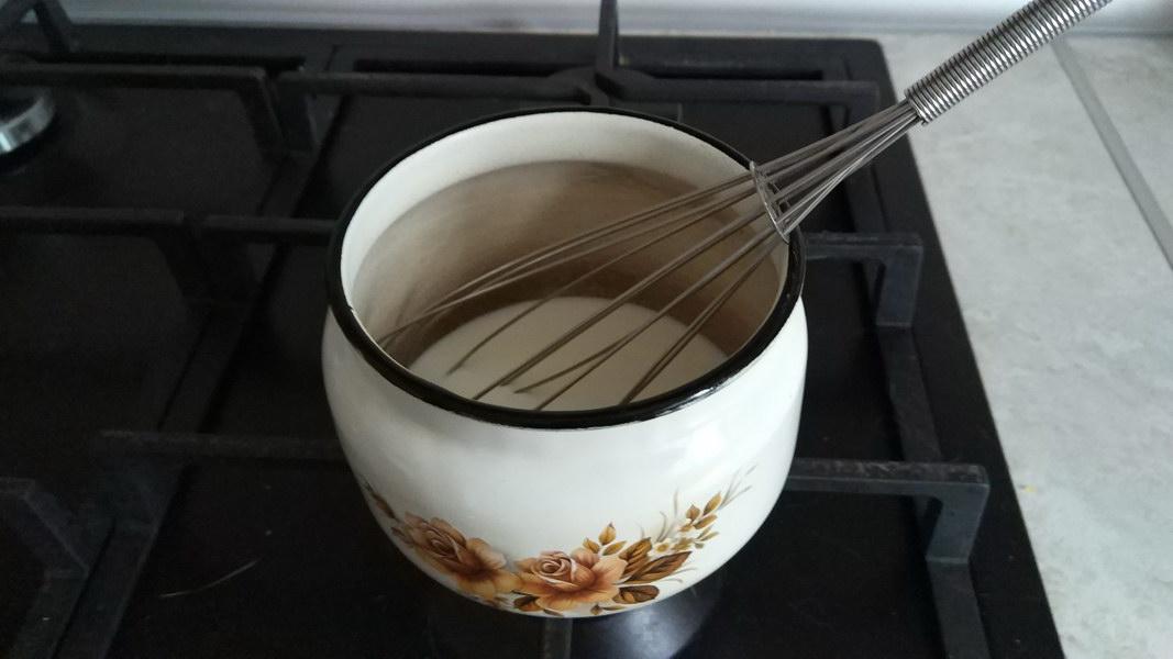«Солёная карамель» - новый десерт для моих домашних