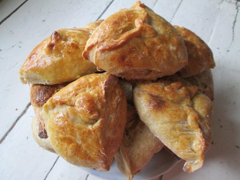 Ароматное, нежное, самое лучшее для пирожков тесто – картофельное
