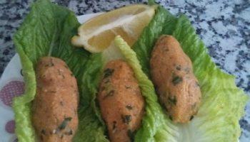 Котлеты из красной чечевицы без обжарки и мяса (турецкая кухня)