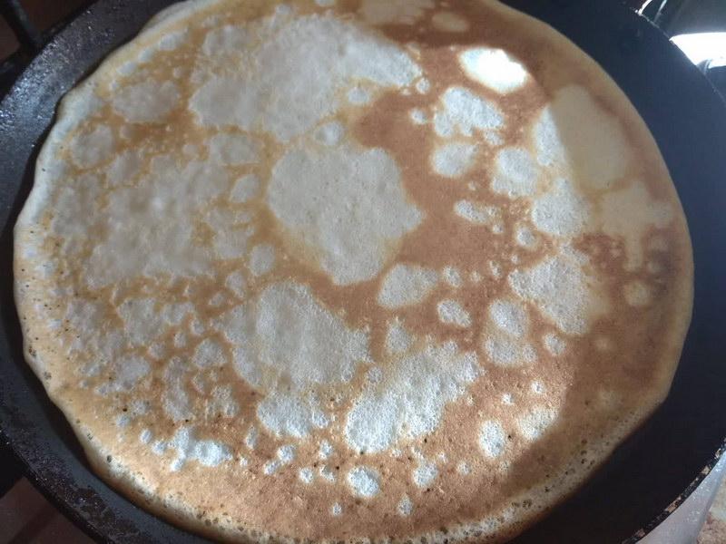 Блинный пирог «Просто бомба»