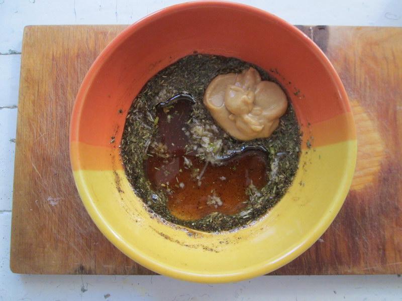 Сочная курочка под идеальным медово-горчичным соусом