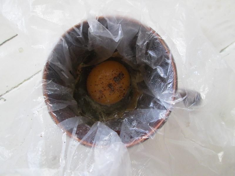 Идеальное «золотое» яйцо для завтрака