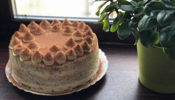 Торт Тирамису — альтернативный рецепт: ещё нежнее, ещё вкуснее
