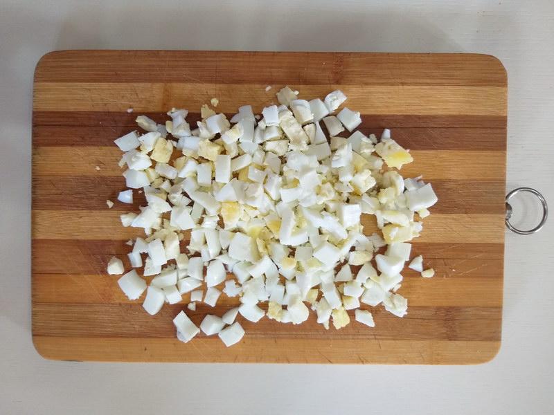Салат «Пикантный», рецепт из ресторана