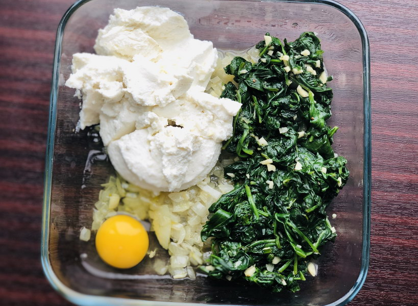 Мастер-класс: готовлю равиоли с рикоттой и шпинатом