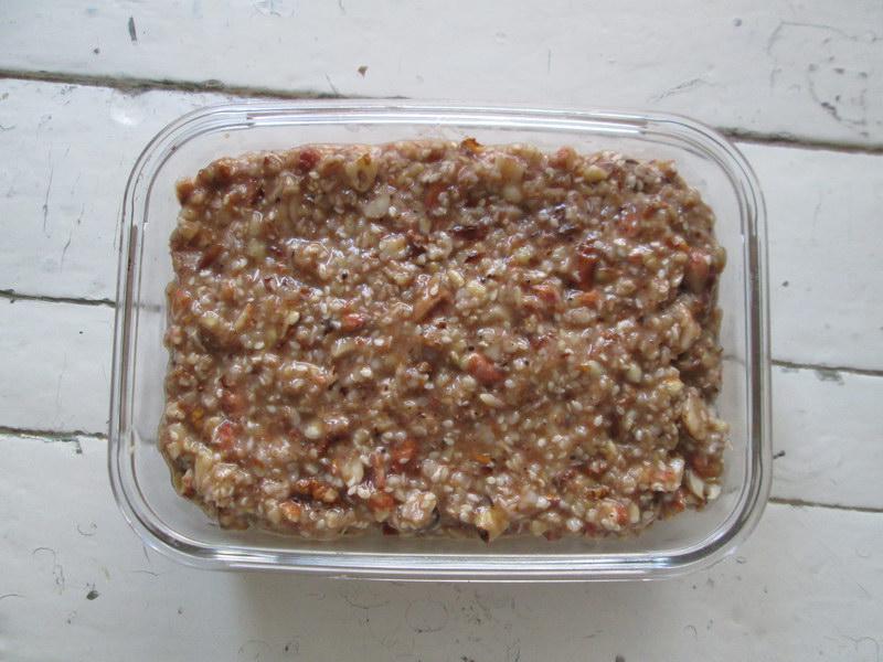 Ореховая Гранола – традиционный для США быстрый завтрак, с особым хрустом