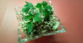 Салат из печени «Изысканное удовольствие»