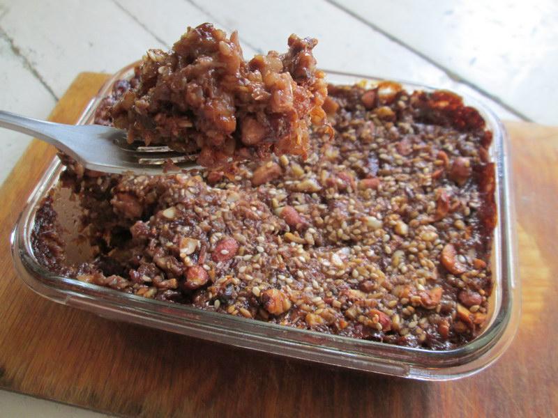 Ореховая гранола. 2 в 1, полезно и бесподобно вкусно