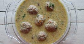 Мой коронный суп – с куриными шариками, мои просто обожают