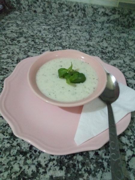 турецкий суп «яйла чорбасы»