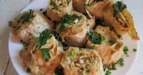 Готовлю из лаваша: 10 хороших рецептов