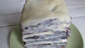 Торт «Черная магия» или «Брауни по-нашему»