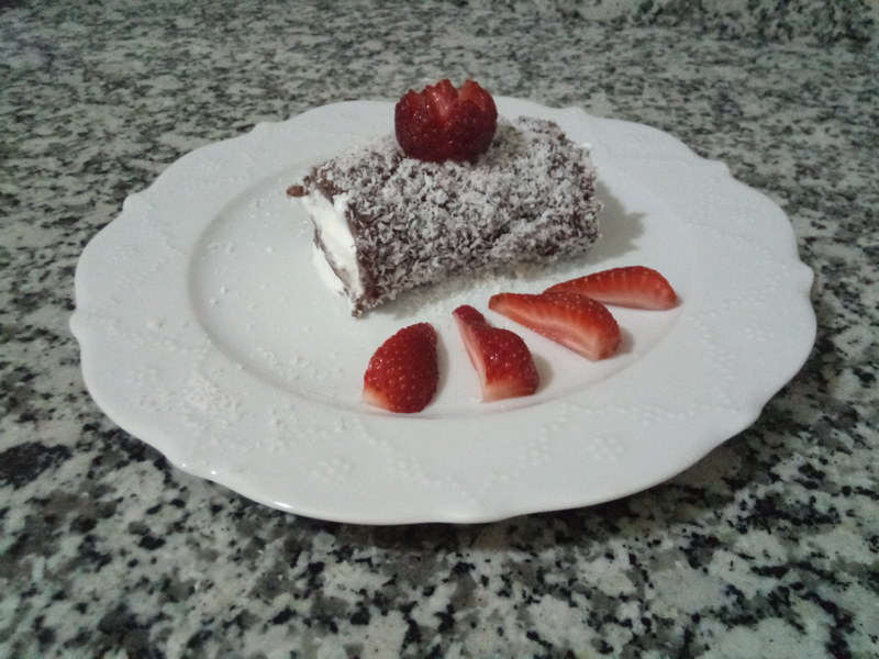 Десерт без выпечки «Угощение султана»
