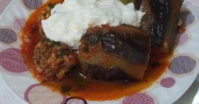 Долма из баклажанов и кабачков «Мой привет повару турецкого отеля»