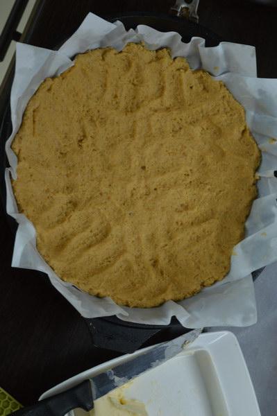Как приготовить чизкейк на твороге - домашний пошаговый фото рецепт
