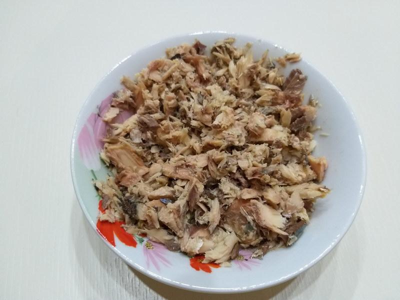 Салат «Русалка»