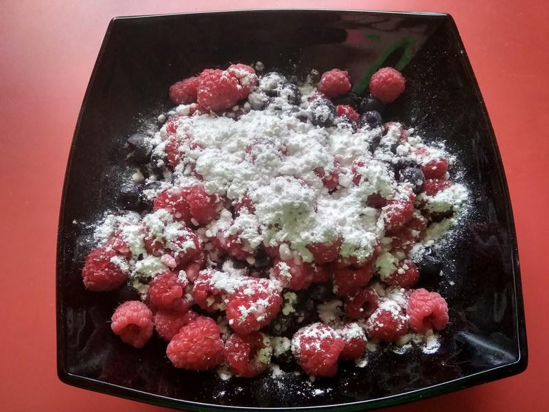 Паровые пирожки - популярный азиатский десерт