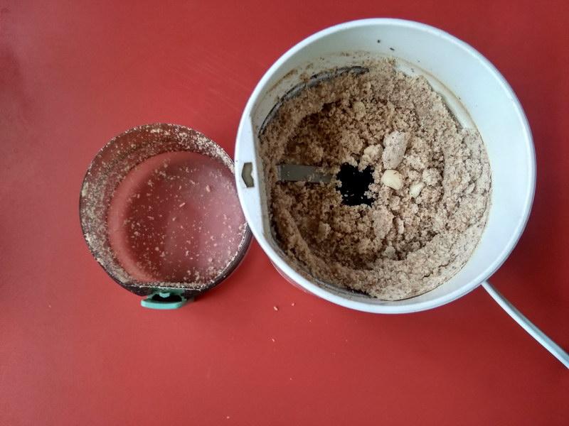 Конфеты из нута, рецепт здорового питания