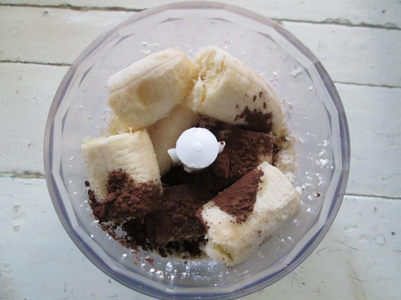 Нежнейшие кексы из бананового теста (Без муки)