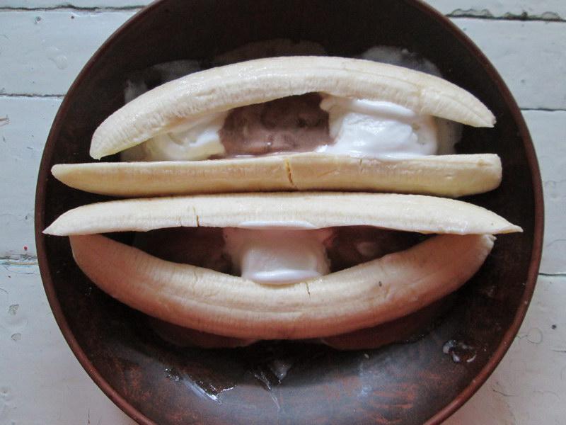 Банановый сплит – особенный десерт для особенного дня