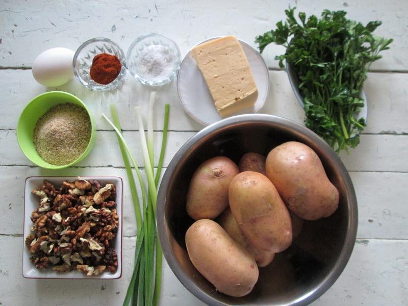 Один рецепт, 2 блюда! Картофельные наггетсы