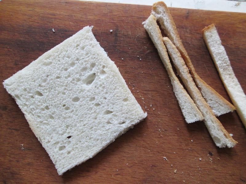 Новая и очень вкусная закуска к праздничному столу «Корзинки из хлебного теста»